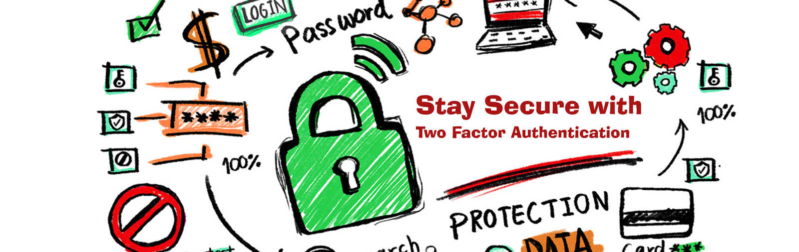 Stay Secure with Two Factor Authentication Security Method